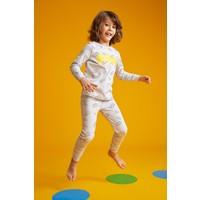 Defacto Erkek Çocuk Batman Lisanslı Pijama Takımı S3233A620WN
