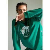Defacto Nba Lisanslı Kapusonlu Oversize Sweatshirt