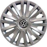 PEAKAUTO Volkswagen Caddy 15'' Inç Uyumlu Jant Kapağı 4 Adet 1 Takım 2005