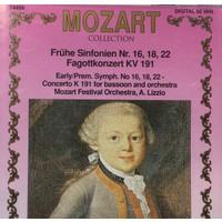 Mozart Collection - Frühe Sinfonien ( CD )