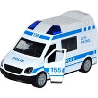 Tigoes Metal Çek Bırak Araçlar 93832 Polis