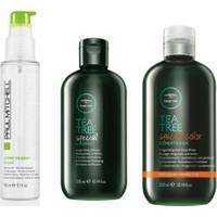 Paul Mitchell Super Skinny Serum 150 Ml+Special Şampuan 300 Ml+Color Saç Krem 300 ml