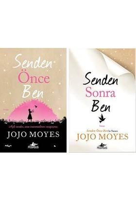 Jojo Moyes 2 Kitap Set - Senden Önce Ben - Senden Sonra Ben