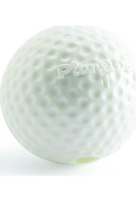 Outward Hound Outwardhound Golf Ball Beyaz Golf Topu Ödül Koyulabilen Köpek Oyuncağı