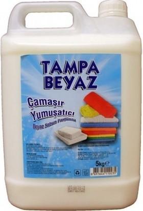 Tampa Beyaz Yumuşatıcı 5 Lt