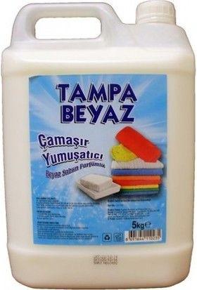 Tampa Beyaz Yumuşatıcı 5 Lt x 2