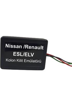Nitro Nissan/Renault Esl Elv Scl Direksiyon Kolon Kilit Emülatörü