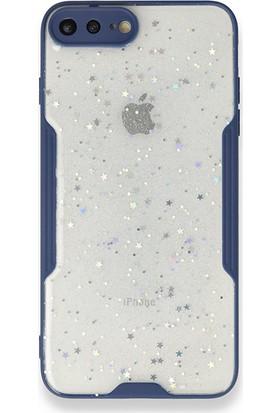 """Moserini Samsung Galaxy Tab A7 SM-T500 10.4"""" Smart Slim Fuşya Tablet Çantası Rubber Silikon Kılıf - Cam Mor"""