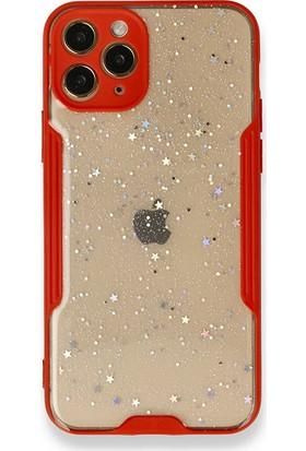 Moserini Samsung Galaxy Tab A7 T500 - T507 10.4 Inç Smart Slim Gri Tablet Çantası- Smart Case Kılıf-Cam-Kalem Kırmızı