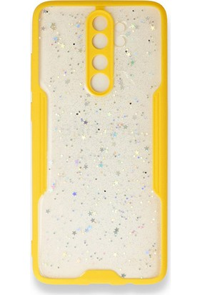 Moserini Samsung Galaxy Tab S6 Lite SM-P610 10.4 Smart Slim Siyah Tablet Çantası - Bordo Rubber Silikon Kılıf Bordo