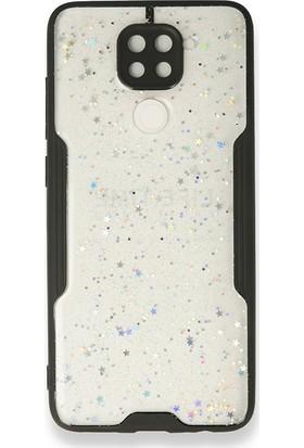 Moserini Samsung Galaxy Tab S6 Lite SM-P610 10.4 Smart Slim Siyah Tablet Çantası - Lacivert Rubber Silikon Kılıf Lacivert