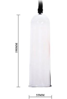 Lilitu Shop Penis Pump Aksesuarlı Penis Pompası