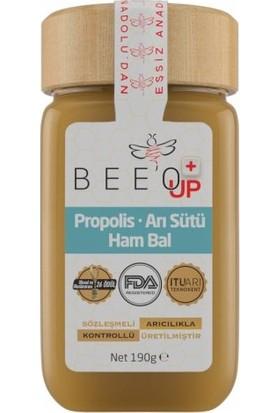 Bee Beeo Up Propolis Arı Sütü Ham Bal Yetişkin 190 G Skt 10/2023