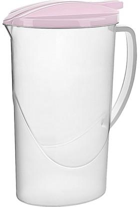 Titiz Plastik Sürahi Şeffaf 1700 Ml.