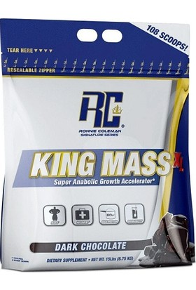 Ronnie Coleman Signature Series King Mass Xl 6750 Gr- Bitter Çikolata Aromalı