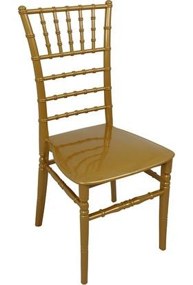 Mandella Silver Sandalye Tifany 6 Adet