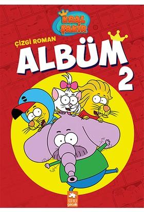 Kral Şakir Çizgi Roman Albüm 2 - Varol Yaşaroğlu