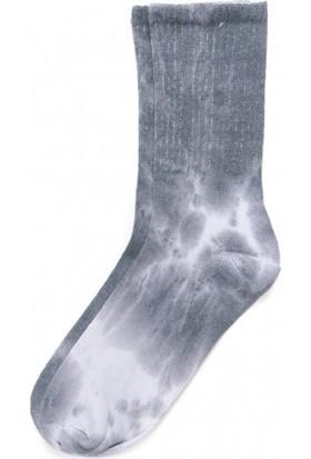 Batik Desen Unisex Spor Çorap 36-44 DD5144GR