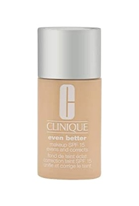 Clinique Even Better Maquillaje Spf 15 Evens And Corrects Cn 0.75 Custard