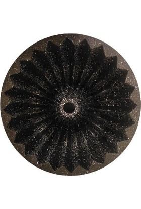 Aless Döküm Siyah Dilimli Kek Kalıbı