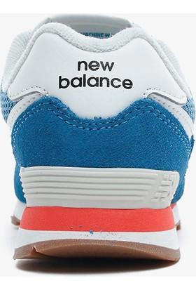 New Balance 574 Çocuk Mavi Spor Ayakkabı PV574HC2.400