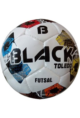 Black Toledo Futsal Topu