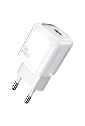 Mcdodo CH-8290 20W Pd Mini Şarj Cihazı Beyaz