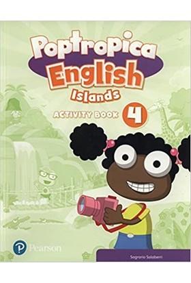 Pearson Education Yayıncılık Pop English Islands Level 4 My Lang Kit+Act. Book Pop English Islands Level 4 My Lang Kit+Act. Bookper