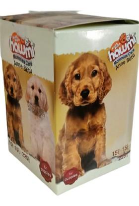 Hawmi Kedi ve Köpek Anne Sütü 15 Adet 15X15 gr