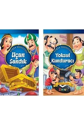 Çocuq Yayınları Dünya Masalları Seti 50 Kitap 1. Sınıf Hikaye Kitabı