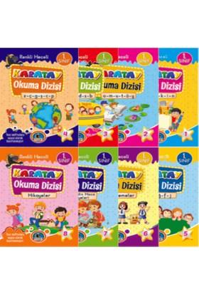 Karatay Renkli Heceli 1. Sınıf Hikaye Okuma Kitabı Seti 8'li