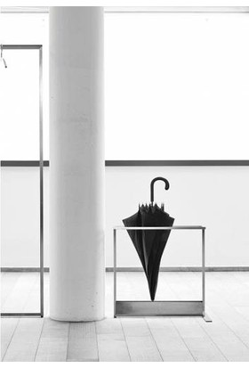 Abronya Şemsiyelik Şemsiye Tutucu Metal Şemsiyelik