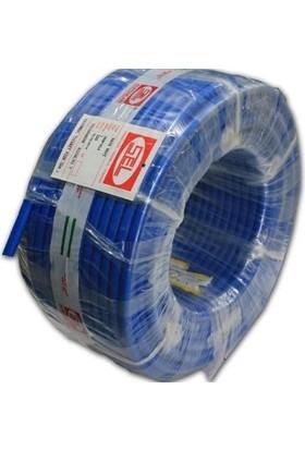 Sel Hava Hortumu Mavi- 5/16''-8MMX14MM - 1 Metre Fiyatıdır
