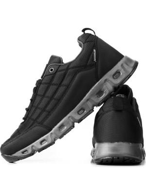 Cabani North Wild Waterrepellent Pantheon Erkek Ayakkabı Siyah