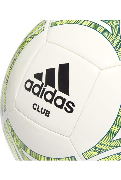 adidas Tango Clb Erkek Beyaz Futbol Topu GH6613