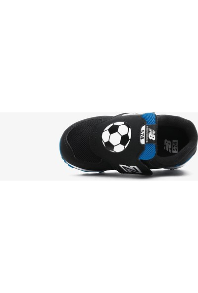 New Balance 574 Bebek Siyah Spor Ayakkabı IV574FRA.1