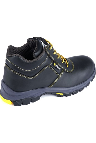 Gripper Gobi Gpr-25 (S2) Siyah Iş Güvenlik Ayakkabısı