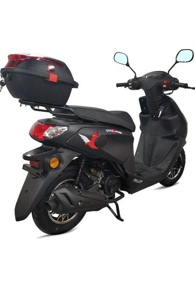 Falcon Style 50 cc Motosiklet Siyah