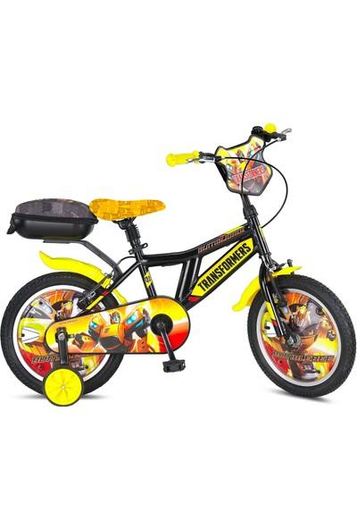 Ümit Bisiklet Ümit Transformers 16 1604 Bmx Çocuk Bisikleti SIYAH-SARI-100261