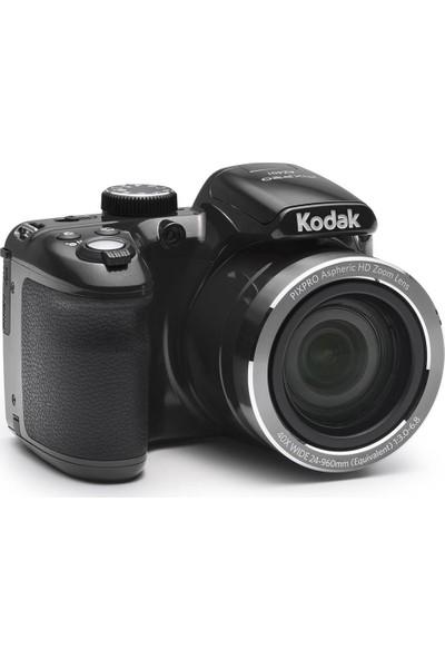 Kodak Astro Zoom AZ401/40X Yakınlaştırma Dijital Fotoğraf Makinesi-Siyah