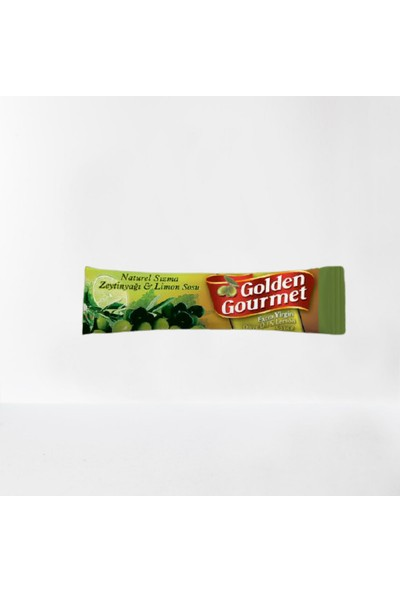 Golden Gourmet Stick 8 gr Zeytinyağı 2 gr Limon Suyu 100'LÜ