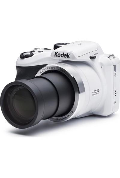 Kodak Astro Zoom AZ422/42X Yakınlaştırma Dijital Fotoğraf Makinesi-Beyaz