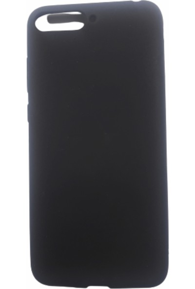 Rez Vestel Z 20 Kılıf Silikon Siyah