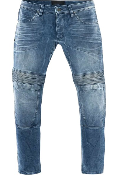 Prosev Pantolon Kot-Kevlar Blue