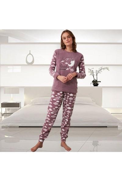 Kız Çocuk Garson Boy Welsoft Pijama Takımı Hediyelik