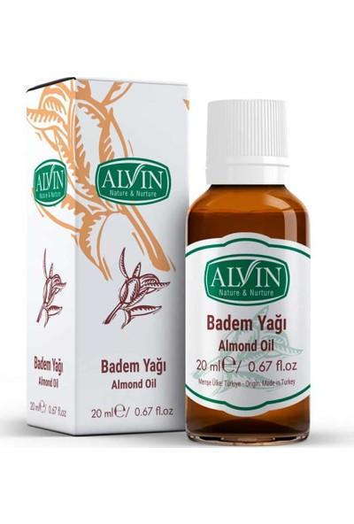Alvin Badem Yağı 20ml