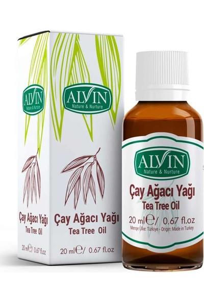 Alvin Çay Ağacı Yağı 20ml