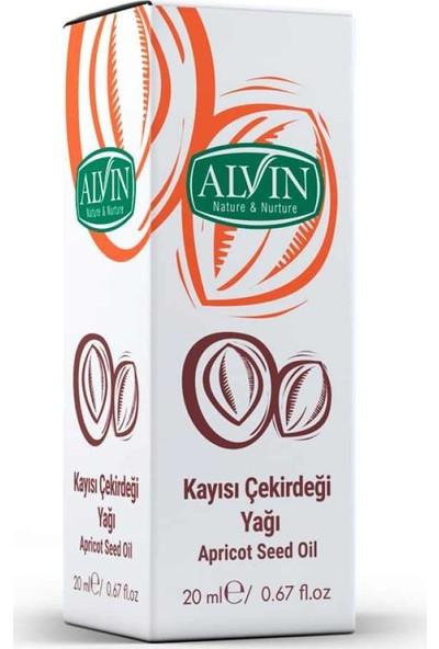 Alvin Kayısı Çekirdek Yağı 20ml