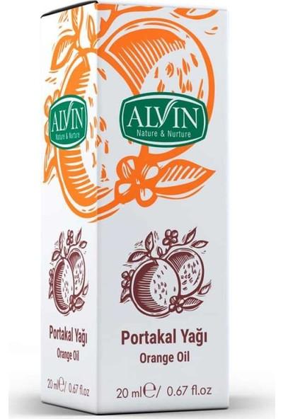 Alvin Portakal Yağı 20ml