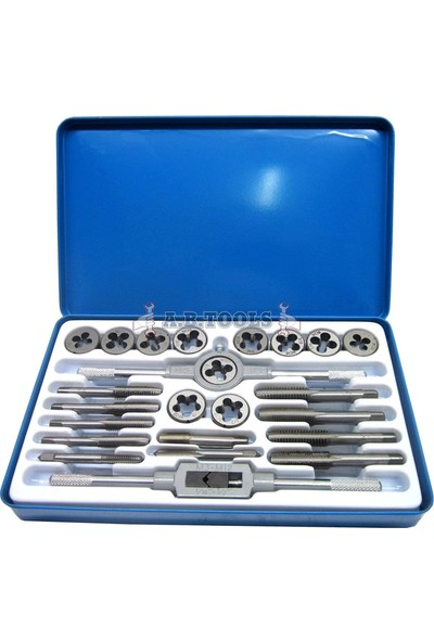 Nt Tools Nt NTKT02 Pafta Kılavuz Seti Yiv Diş Açma Takımı 24 Parça
